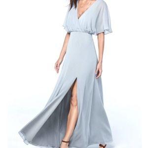 Watters & Watters LOTTIE Bridesmaid Dress 6 FLAW